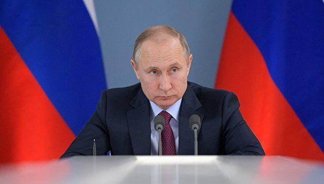 Крым иСевастополь никогда не возвратятся  всостав Украины— Путин