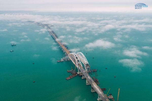 Ученые сделали неожиданное открытие в районе строительства Крымского моста