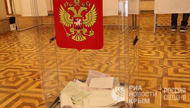 Глава ЦИК Крыма заявил о готовности участков к выборам