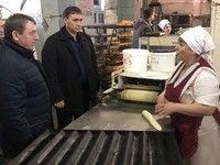 Юрий Гоцанюк: Керченский хлебокомбинат - ведущий производитель хлебобулочных изделий в городе