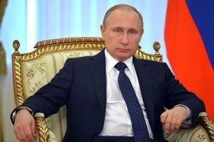Стали известны крымские планы Путина