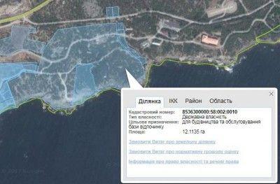 Власти Севастополя отсудили с землей еще 600 миллионов