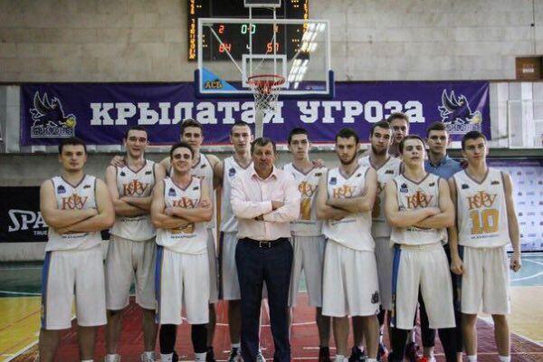 Сборная КФУ по баскетболу завоевала «серебро» Студенческой лиги ВТБ