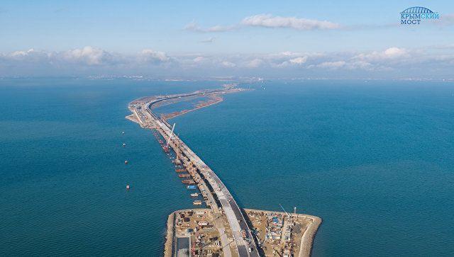 Крымский мост: история главной стройки