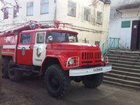 Сотрудники ГКУ РК «Пожарная охрана Республики Крым» успешно выполнили задачи по ликвидации условного пожара в амбулатории с. Грушевка