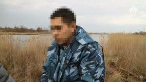 Появилось видео допроса убийцы семьи Ларьковых