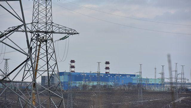 Путину обещали запустить первые энергоблоки новыхТС вКрыму вконце мая