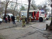 В г. Феодосия на пожаре спасен мужчина
