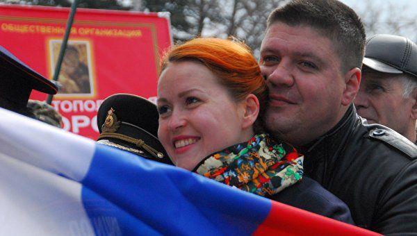 ВЧереповце отметят четвертую годовщину присоединения Крыма к РФ