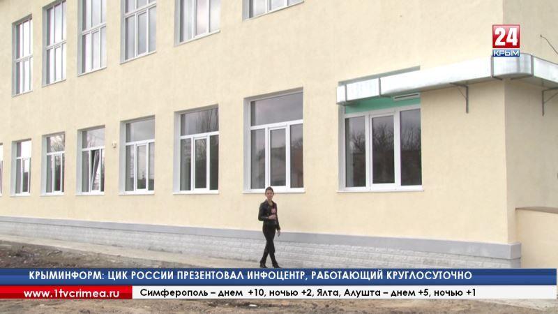 Праздник вдвойне. В Ленинском районе открыли детский сад и отреставрировали школу