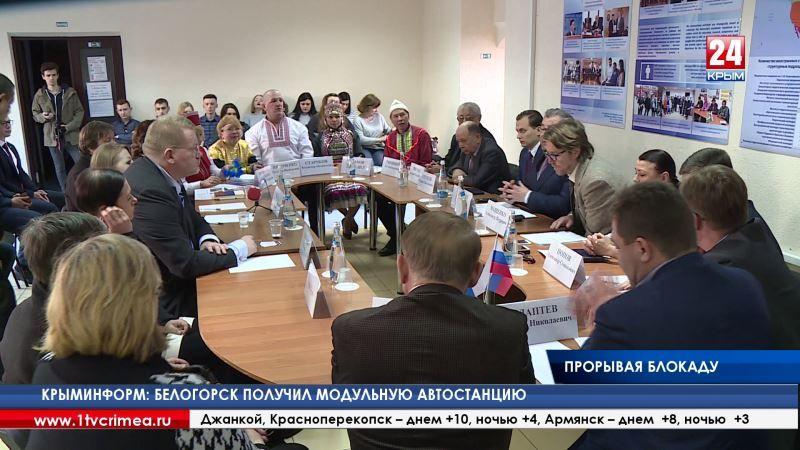 Йохан Бекман: «У финнов огромное желание воочию увидеть Крым»