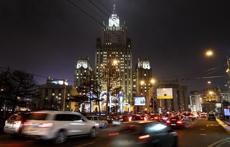 МИД РФ: не допуская россиян на выборы, Киев вмешивается во внутренние дела РФ