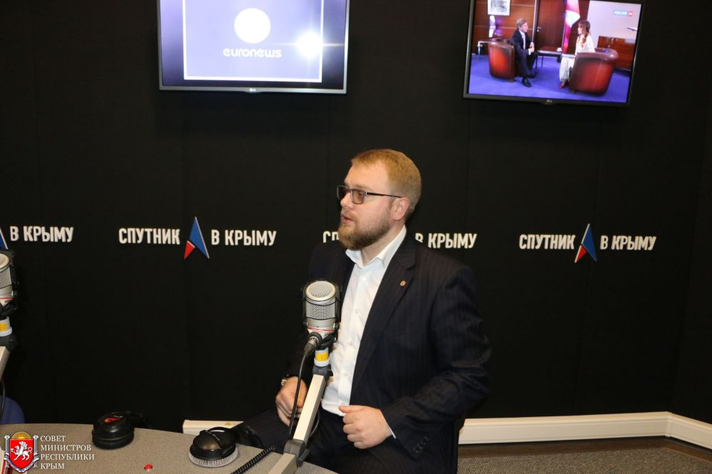 Дмитрий Полонский: Крымчане достойно преодолели все трудности и сложности при вхождении в состав Российской Федерации