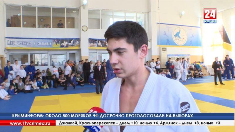 Соревнования, посвящённые четвертой годовщине Крымской весны, прошли в Симферополе