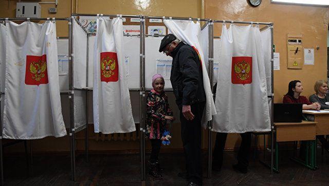 В EC непризнали результатов голосования вКрыму— Выборы в РФ