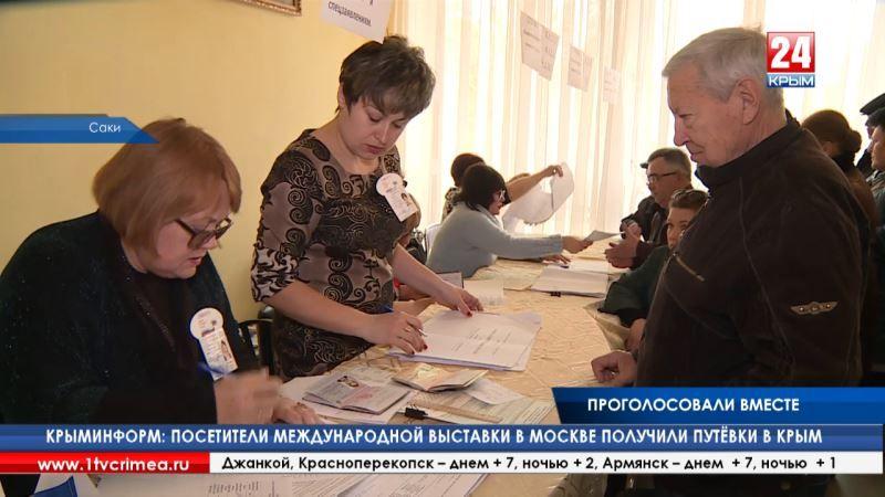 Подробности выборного процесса в Евпатории, Саках и Черноморском районе