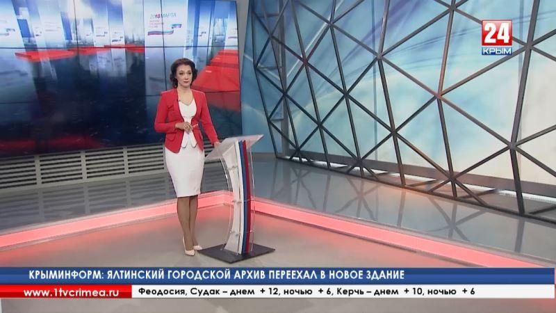 С. Аксенов: «Я голосую за будущее нашей страны, за будущее Крыма, за сильную Россию»