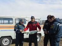 Спасатели Бахчисарайского аварийно–спасательного отряда «КРЫМ-СПАС» провели учебно-тренировочное занятие по физической подготовке и ориентированию на местности