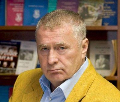 Жириновский недоволен голосованием в Крыму и Севастополе
