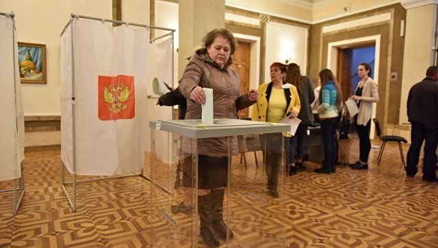 ЕСнепризнает русские «выборы Путина» вукраинском Крыму