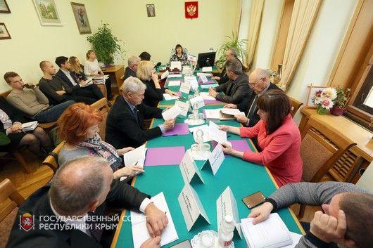 Комитет по культуре рассмотрел ряд проектов федеральных законов