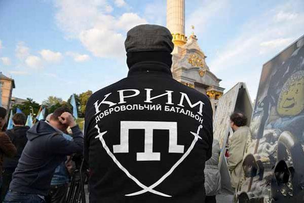 ФСБ завело уголовное дело на крымчанина, воевавшего на Украине