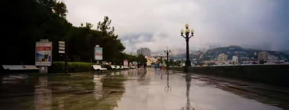 20 марта в Ялте будет идти дождь