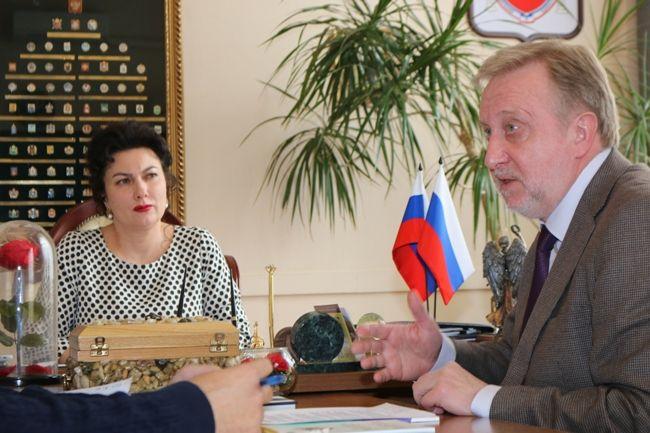 Арина Новосельская: В Крыму будет реализован проект «ЮБК - территория всемирного наследия»