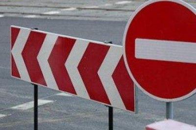 Часть Керченской трассы закрыли из-за деформации дороги