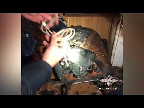 Во все тяжкие: Крымчанин поджег свою нарколабораторию