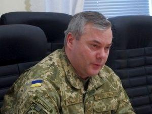 Командующий ВСУ в Донбассе рассказал о родных в Крыму