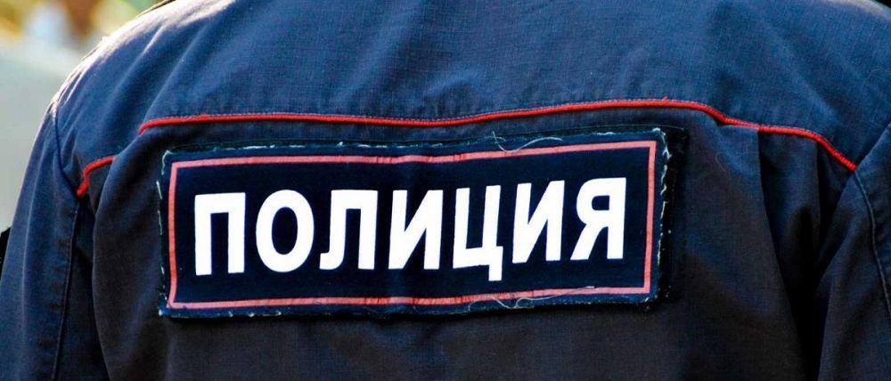 В Крыму иностранец стрелял в полицейского из пистолета