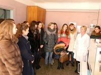 Территориальный страховой фонд документации Республики Крым посетили студенты КИПУ