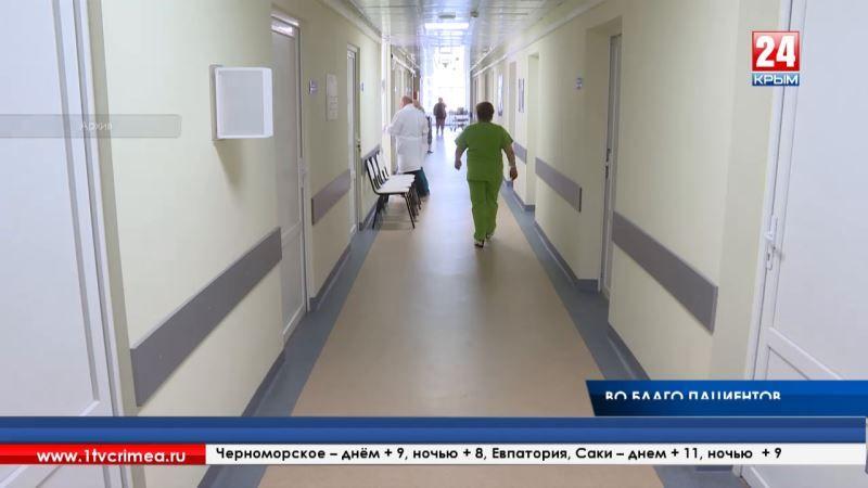 Кардиологи, терапевты и хирурги на учёбе: в Крыму открылась двухдневная конференция «Таврические встречи. Современные аспекты практической медицины»