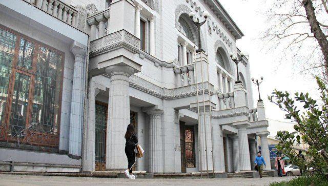 ВКрыму передали ЦентробанкуРФ бывшее сооружение  НБУ