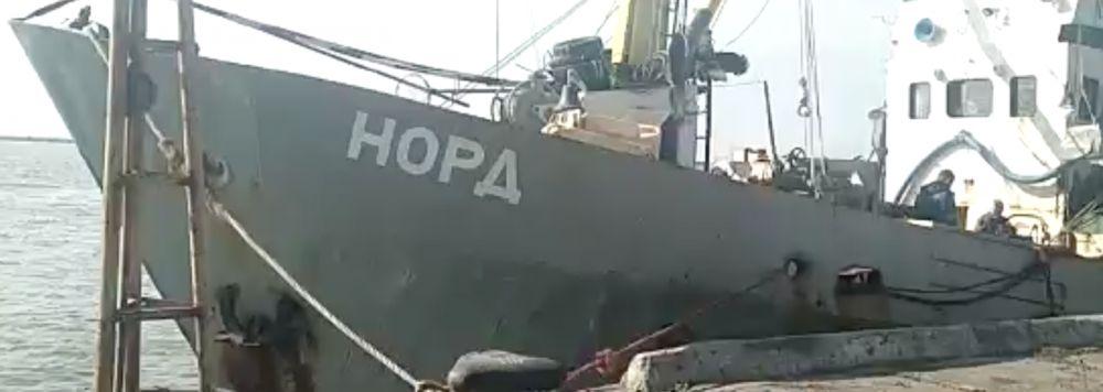 """""""Узники """"Норда"""": как выживают крымские моряки в украинском порту"""