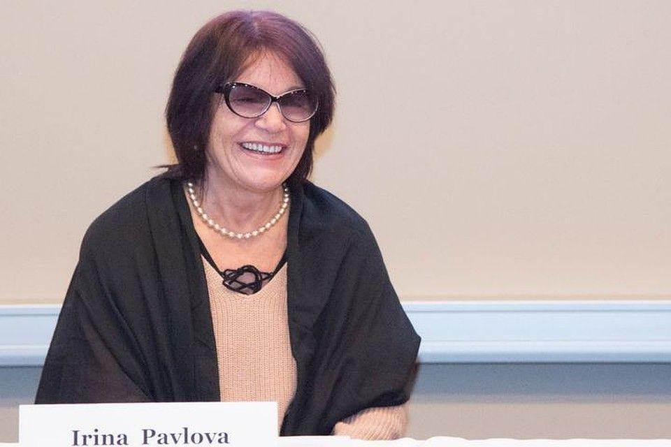 В Крым приедет известный киновед и кинокритик Ирина Павлова