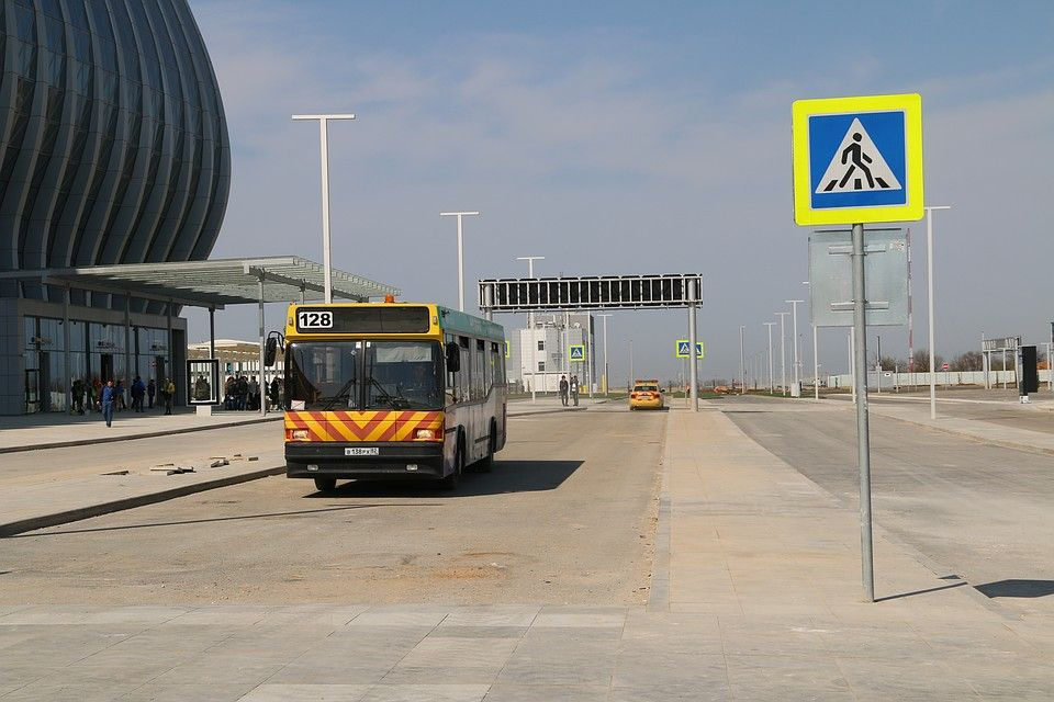 Между старым и новым терминалами аэропорта «Симферополь» будут ходить бесплатные автобусы
