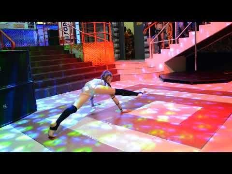 В Феодосии определили победительниц конкурса фитнес-бикини