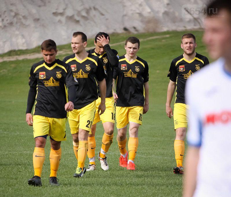 Ялтинский Артек побеждает лидера Чемпионата Крыма среди любителей