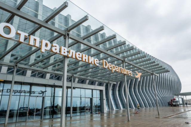 В аэропорту «Симферополь» на месяц снизят стоимость парковки