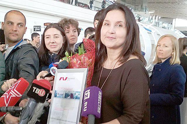 Новый аэровокзальный комплекс «Крымская волна» открывается вСимферополе