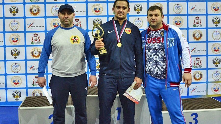 Все победители и призеры первенства России по вольной борьбе среди юниоров до 21 года