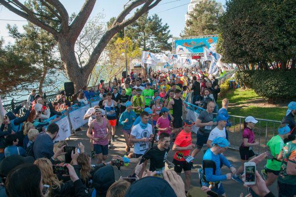 «Крымская газета» приняла участие в марафоне «Ялта 2018»