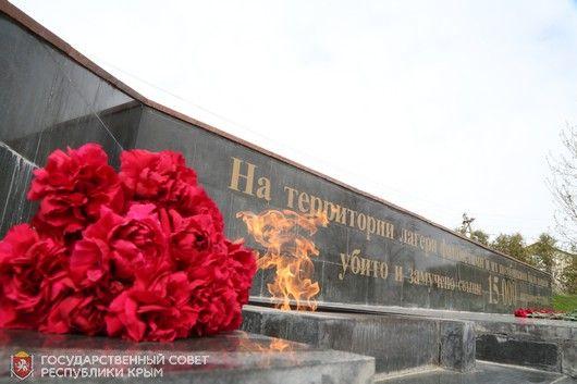 Попечительский совет Мемориального комплекса «Концлагерь «Красный» обсудил вопросы подготовки к празднованию Дня Победы