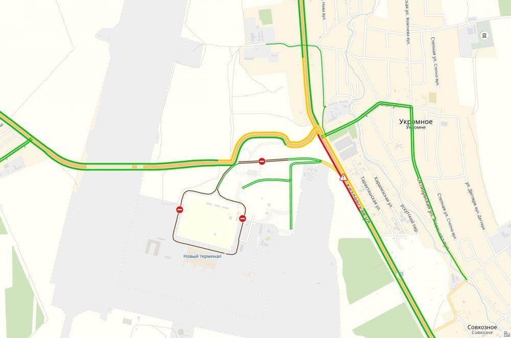 Как проехать, где припарковаться и что посмотреть: полезная информация о новом аэровокзале Симферополя (СХЕМЫ)