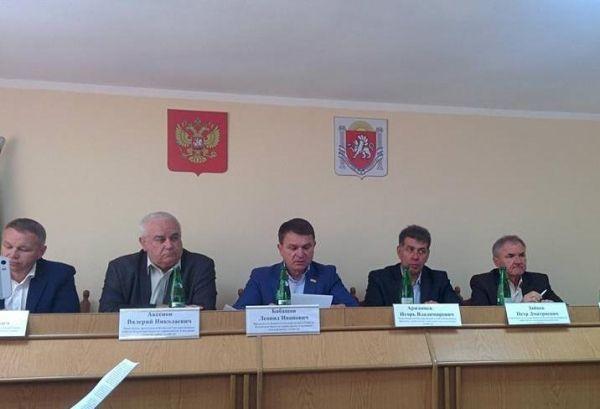 Профильный Комитет обсудил состояние и проблемы сферы ЖКХ в г. Саки и Сакском районе