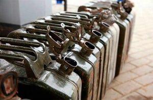 В Крыму двое военных украли 70 тонн дизеля