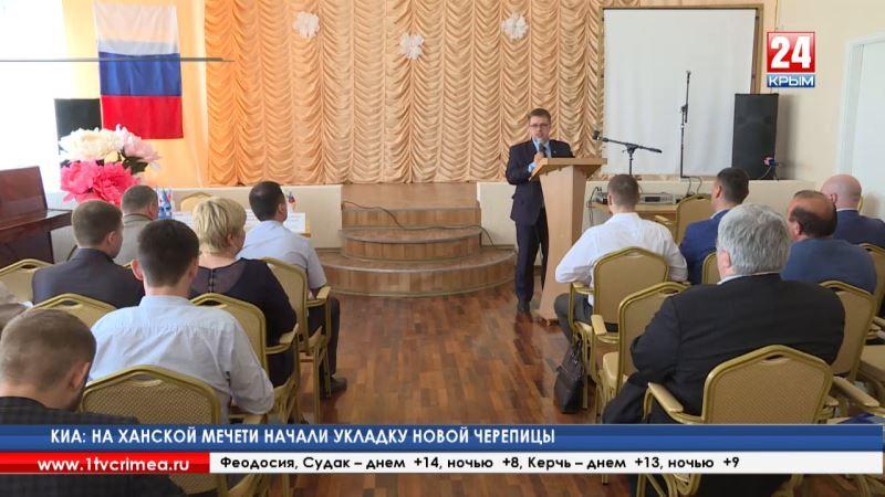 В Малом Маяке обсудили предложения по реализации Послания Президента России Федеральному Собранию РФ