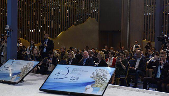Договоры на162 млрд руб.: Аксенов подвел результаты ЯМЭФ